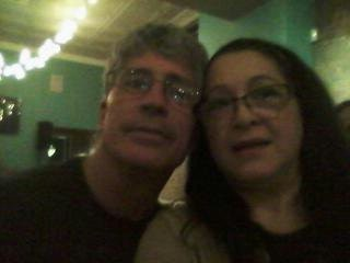 Peter Dugan and Paula