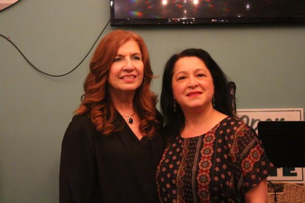 Paula and Lorraine